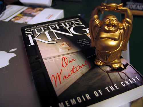 On Writing and Prosperity Buddha