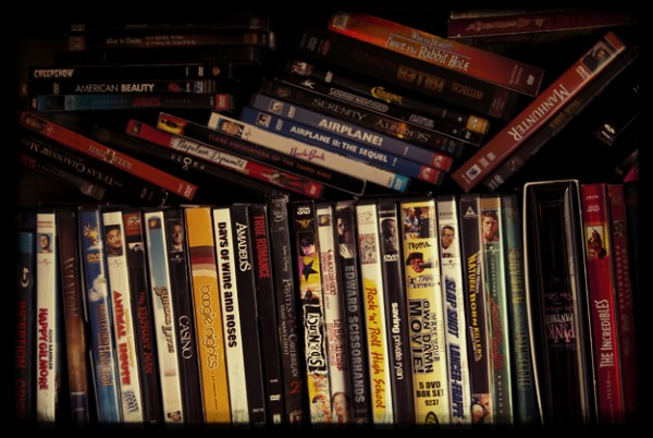 Some of our DVD's